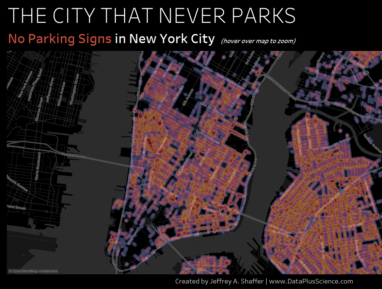 Data Science April 2013 Circuit Diagram Blog Viz The City That Never Parks